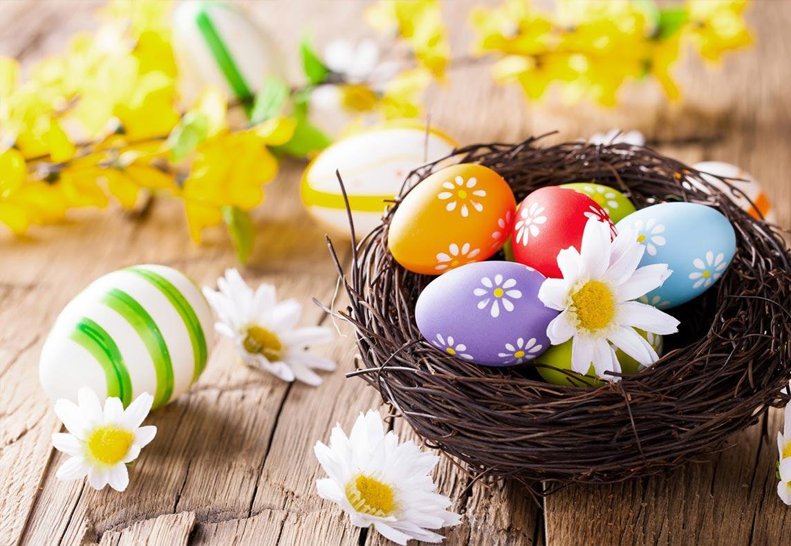Pacchetto Pasqua e Ponte del 25 Aprile